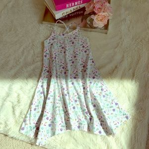 Girls Gap Dress Criss Cross Back Size 10 Large